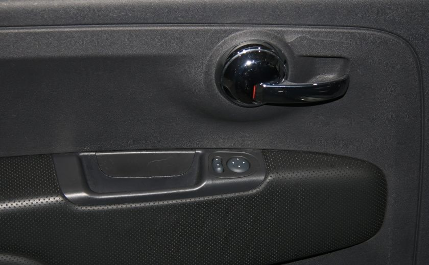 2015 Fiat 500 Sport AUTO A/C GR ELECT MAGS BLUETOOTH #10