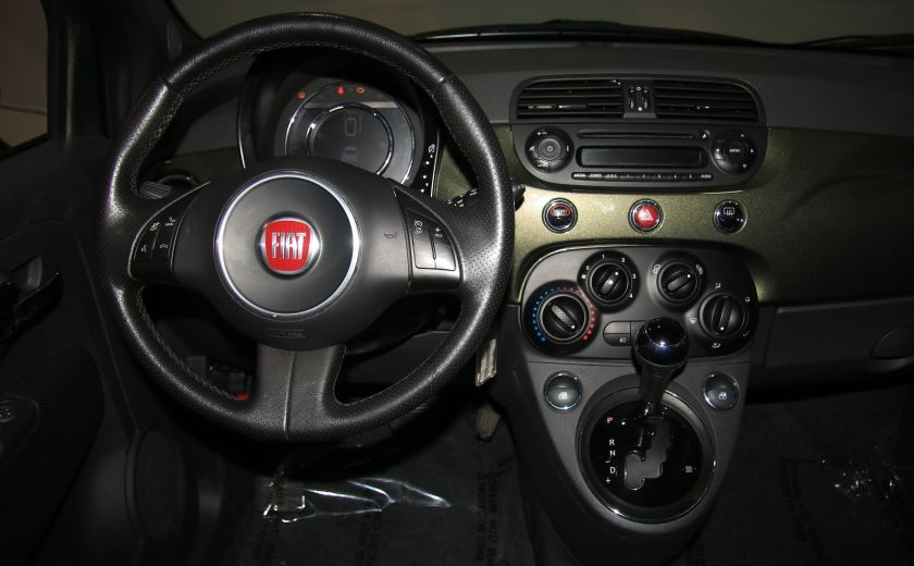 2015 Fiat 500 Sport AUTO A/C GR ELECT MAGS BLUETOOTH #12