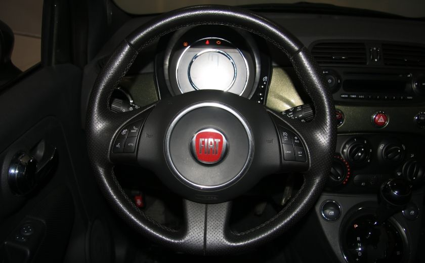 2015 Fiat 500 Sport AUTO A/C GR ELECT MAGS BLUETOOTH #13