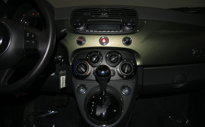 2015 Fiat 500 Sport AUTO A/C GR ELECT MAGS BLUETOOTH #14