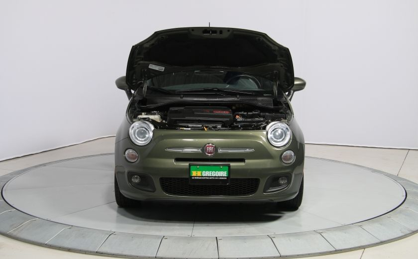 2015 Fiat 500 Sport AUTO A/C GR ELECT MAGS BLUETOOTH #23