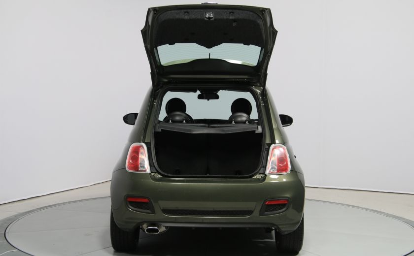 2015 Fiat 500 Sport AUTO A/C GR ELECT MAGS BLUETOOTH #24