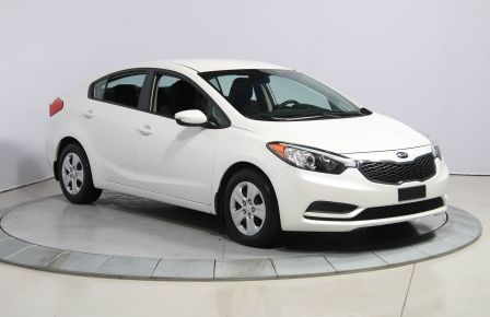 2016 Kia Forte LX AUTO A/C GR ELECT BLUETOOTH in Longueuil