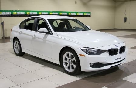 2013 BMW 320I 320i XDRIVE AWD AUTO A/C CUIR in Drummondville