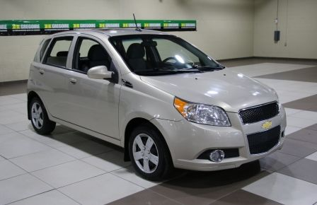 2011 Chevrolet Aveo LT AUTO A/C GR ELECT TOIT OUVRANT in Saint-Hyacinthe