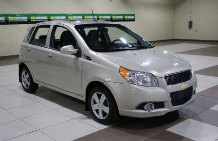 2011 Chevrolet Aveo LT AUTO A/C GR ELECT TOIT OUVRANT in Rimouski