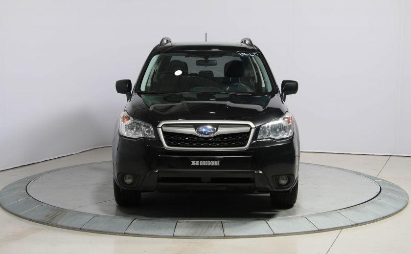 2014 Subaru Forester i Limited AWD AUTO A/C TOIT MAGS BLUETOOTH HAYON É #1