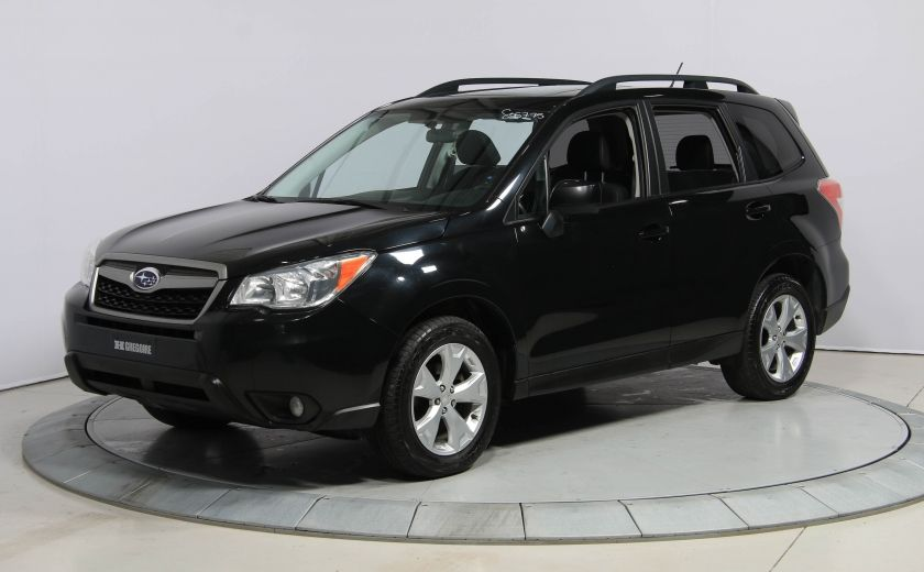 2014 Subaru Forester i Limited AWD AUTO A/C TOIT MAGS BLUETOOTH HAYON É #2
