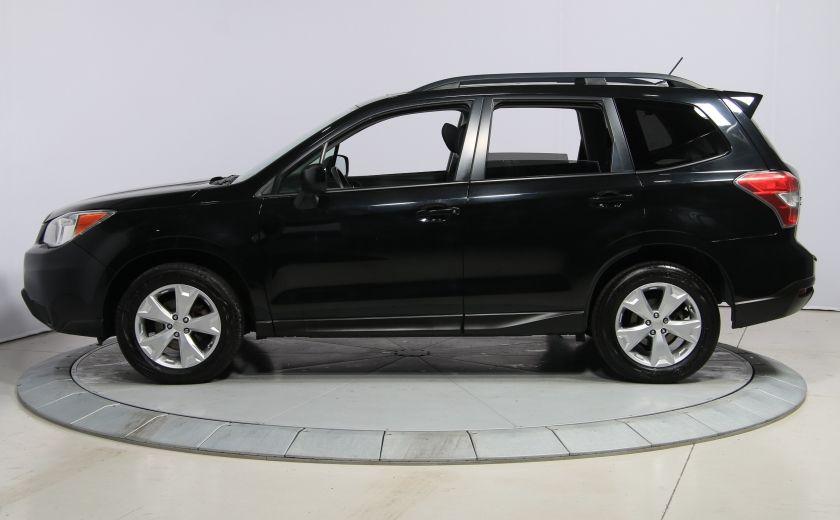 2014 Subaru Forester i Limited AWD AUTO A/C TOIT MAGS BLUETOOTH HAYON É #3