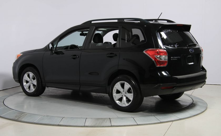 2014 Subaru Forester i Limited AWD AUTO A/C TOIT MAGS BLUETOOTH HAYON É #4
