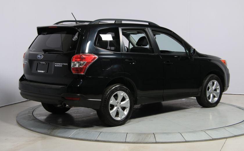 2014 Subaru Forester i Limited AWD AUTO A/C TOIT MAGS BLUETOOTH HAYON É #6