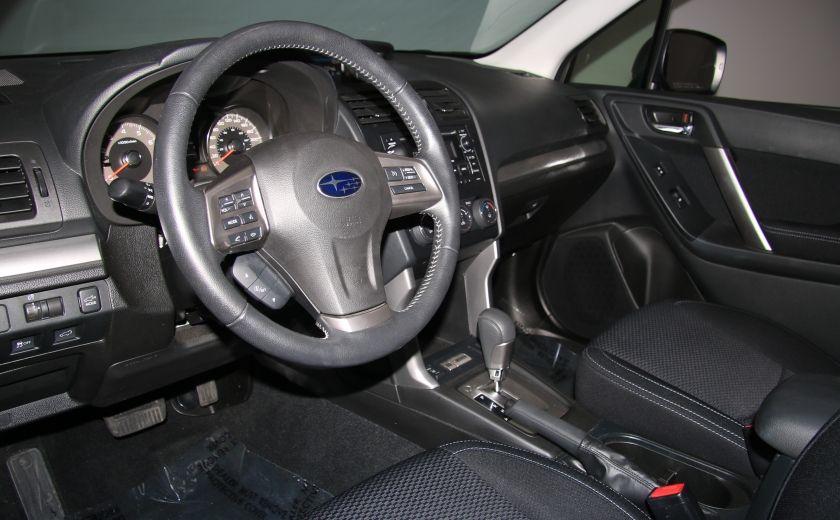 2014 Subaru Forester i Limited AWD AUTO A/C TOIT MAGS BLUETOOTH HAYON É #8