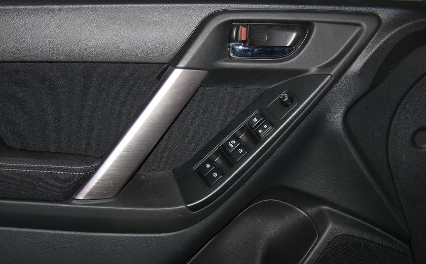 2014 Subaru Forester i Limited AWD AUTO A/C TOIT MAGS BLUETOOTH HAYON É #10