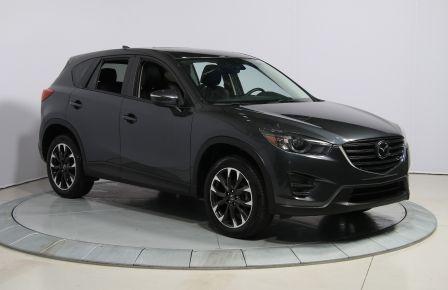 2016 Mazda CX 5 GT AWD AUTO A/C CUIR TOIT NAV MAGS BLUETOOTH à Sherbrooke