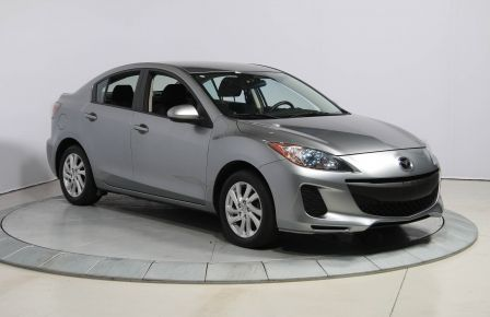 2012 Mazda 3 GS-SKYACTIVE A/C GR ELECT MAGS BLUETHOOT in Saint-Hyacinthe
