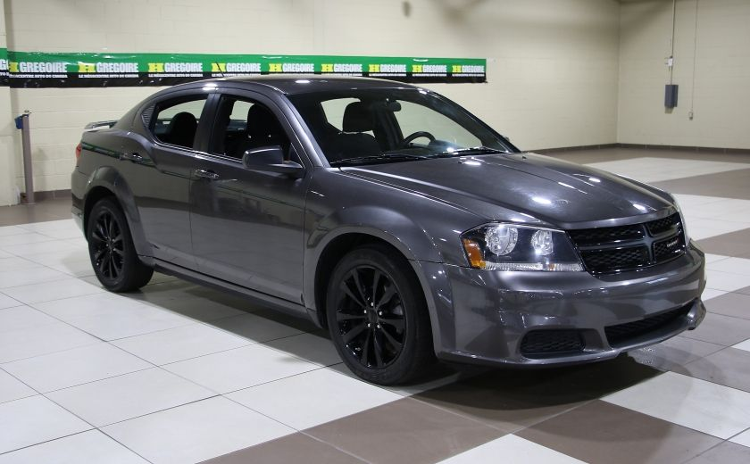 2014 Dodge Avenger 4dr Sdn AUTO A/C GR ELECT MAGS #0