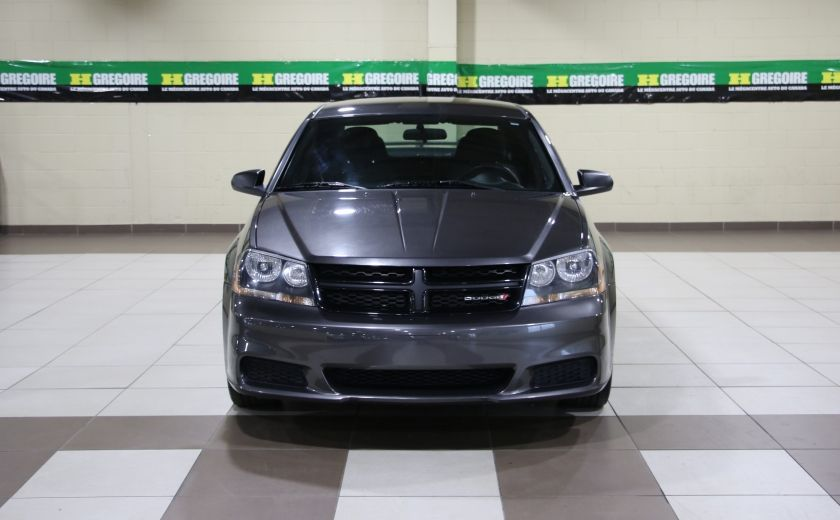 2014 Dodge Avenger 4dr Sdn AUTO A/C GR ELECT MAGS #1
