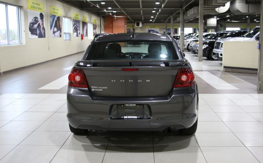 2014 Dodge Avenger 4dr Sdn AUTO A/C GR ELECT MAGS #5