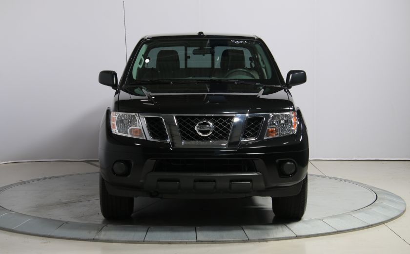 2016 Nissan Frontier SV 4WD AUTO A/C GR ELECT BLUETOOTH MAGS #0