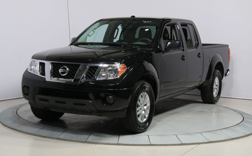 2016 Nissan Frontier SV 4WD AUTO A/C GR ELECT BLUETOOTH MAGS #1
