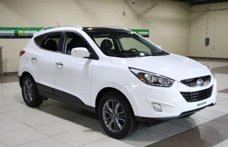 2014 Hyundai Tucson GLS AUTO A/C CUIR TOIT MAGS BLUETHOOT à Terrebonne