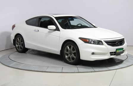 2011 Honda Accord COUPE EX-L V6 AUTO A/C CUIR TOIT NAV #0