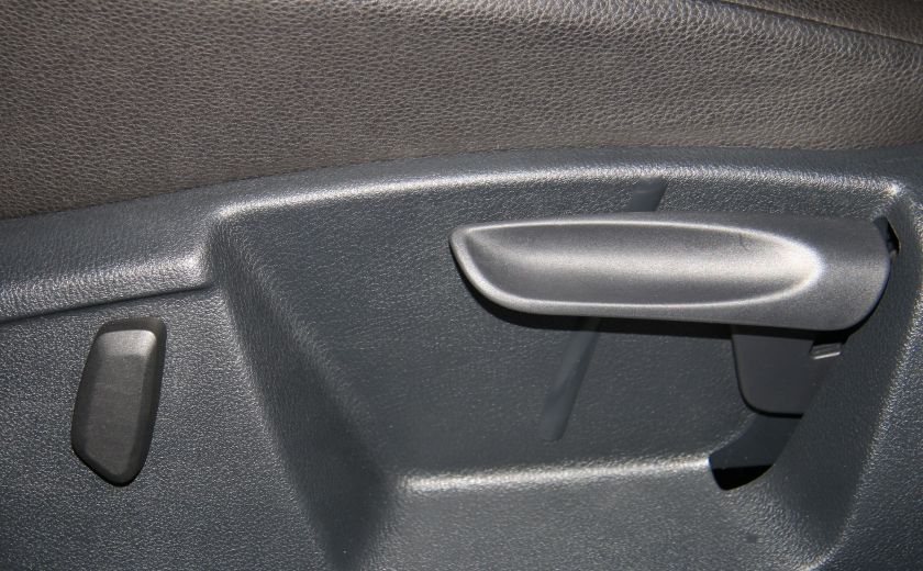 2013 Volkswagen Tiguan Comfortline sport pack cuir toit pano #11