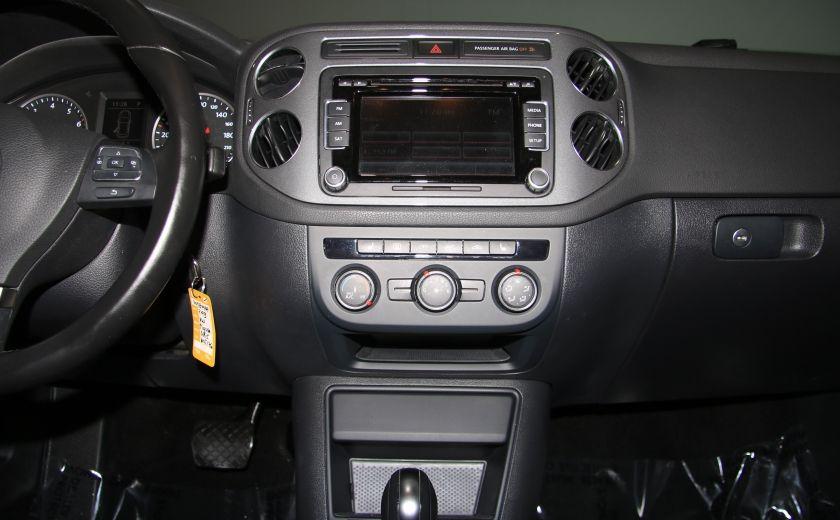 2013 Volkswagen Tiguan Comfortline sport pack cuir toit pano #16