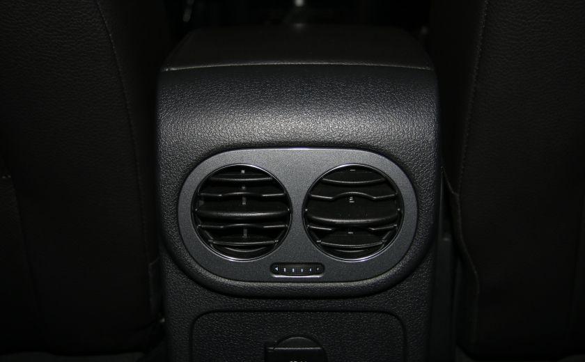 2013 Volkswagen Tiguan Comfortline sport pack cuir toit pano #17