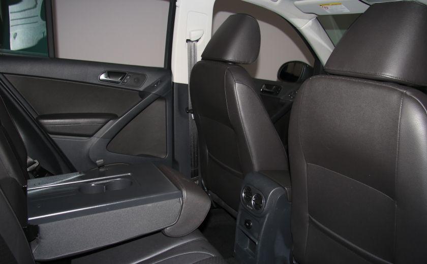 2013 Volkswagen Tiguan Comfortline sport pack cuir toit pano #21