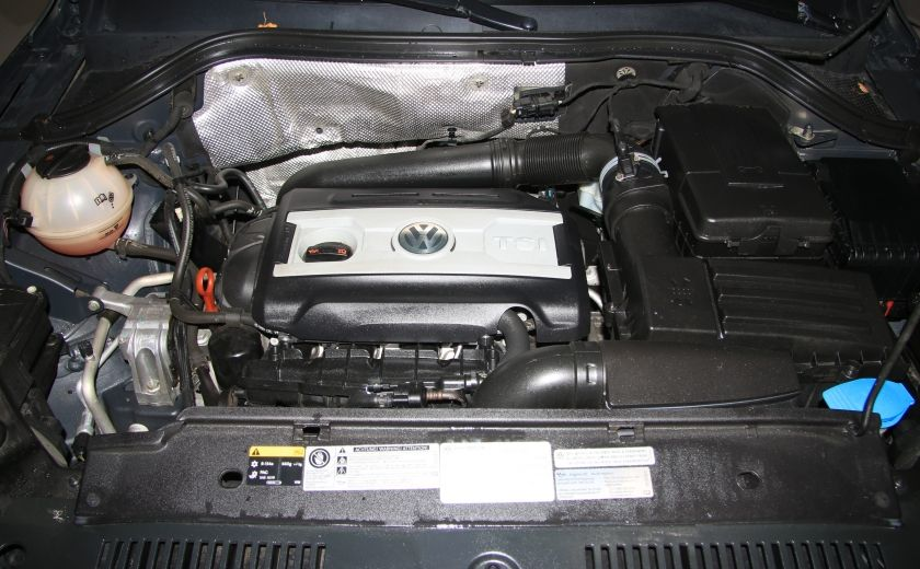 2013 Volkswagen Tiguan Comfortline sport pack cuir toit pano #26