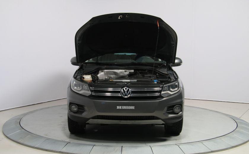 2013 Volkswagen Tiguan Comfortline sport pack cuir toit pano #27