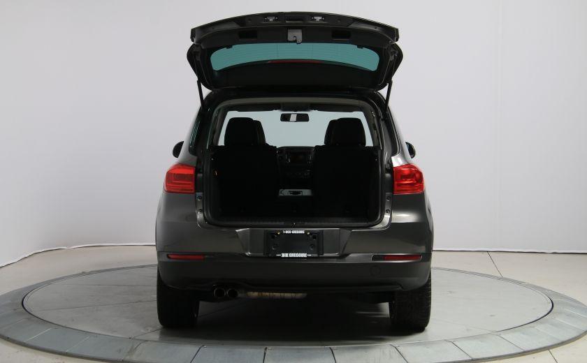 2013 Volkswagen Tiguan Comfortline sport pack cuir toit pano #28