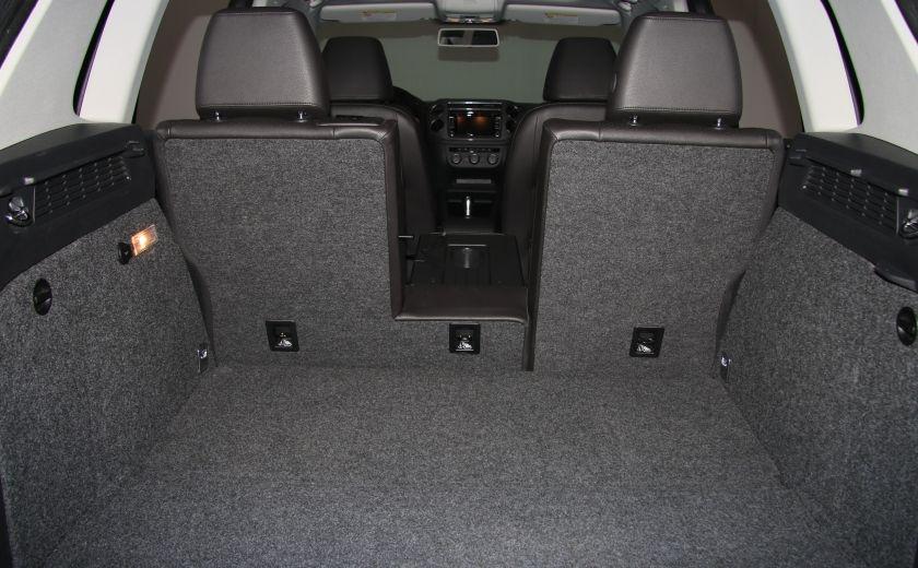 2013 Volkswagen Tiguan Comfortline sport pack cuir toit pano #29