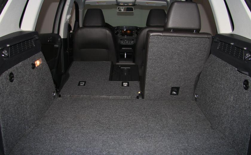 2013 Volkswagen Tiguan Comfortline sport pack cuir toit pano #30