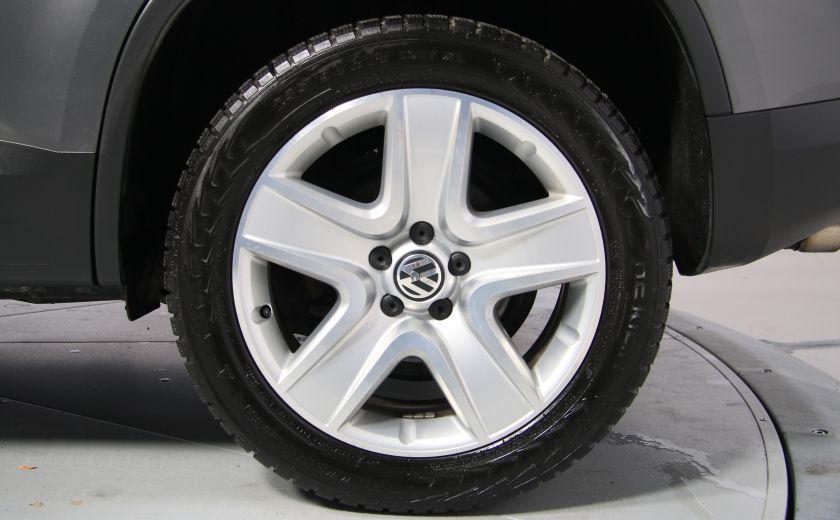 2013 Volkswagen Tiguan Comfortline sport pack cuir toit pano #31