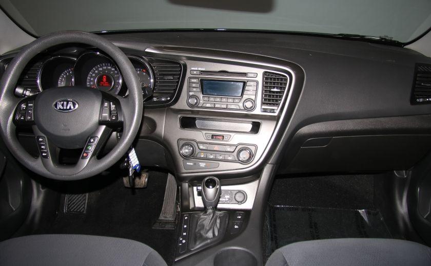 2013 Kia Optima LX AUTO A/C GR ELECT MAGS BLUETOOTH #12