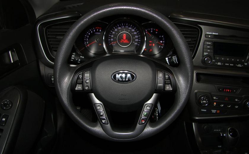 2013 Kia Optima LX AUTO A/C GR ELECT MAGS BLUETOOTH #14