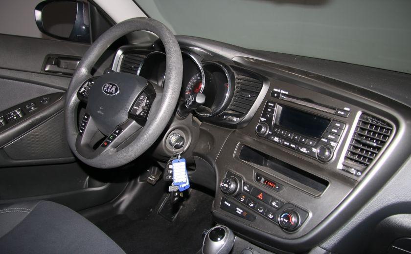 2013 Kia Optima LX AUTO A/C GR ELECT MAGS BLUETOOTH #23