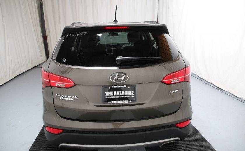 2014 Hyundai Santa Fe SPORT AUTO A/C GR ELECT MAGS BLUETHOOT #4