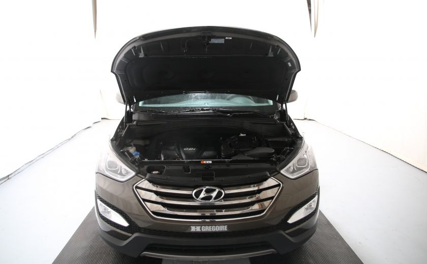 2014 Hyundai Santa Fe SPORT AUTO A/C GR ELECT MAGS BLUETHOOT #25