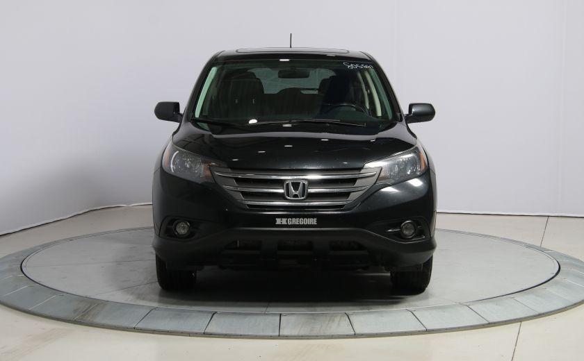 2014 Honda CRV EX-L AWD CUIR TOIT MAGS BLUETOOTH #1