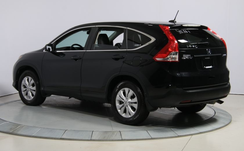 2014 Honda CRV EX-L AWD CUIR TOIT MAGS BLUETOOTH #4
