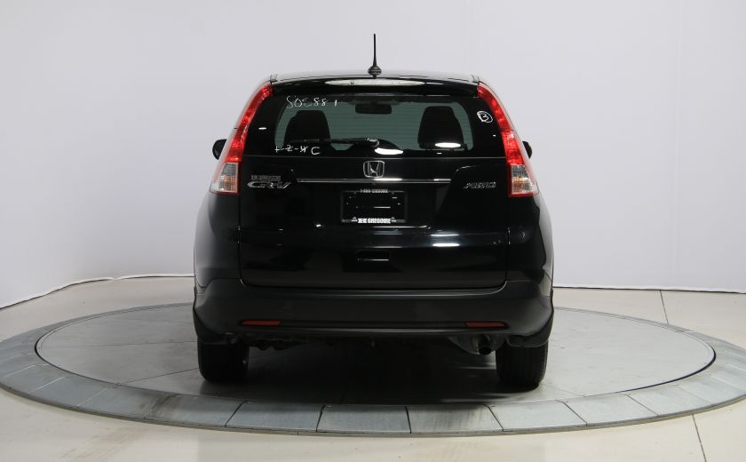2014 Honda CRV EX-L AWD CUIR TOIT MAGS BLUETOOTH #5