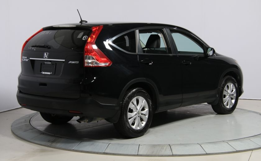 2014 Honda CRV EX-L AWD CUIR TOIT MAGS BLUETOOTH #6