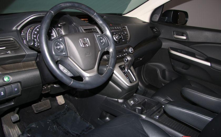 2014 Honda CRV EX-L AWD CUIR TOIT MAGS BLUETOOTH #8