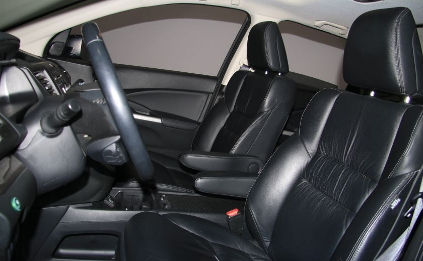 2014 Honda CRV EX-L AWD CUIR TOIT MAGS BLUETOOTH #9