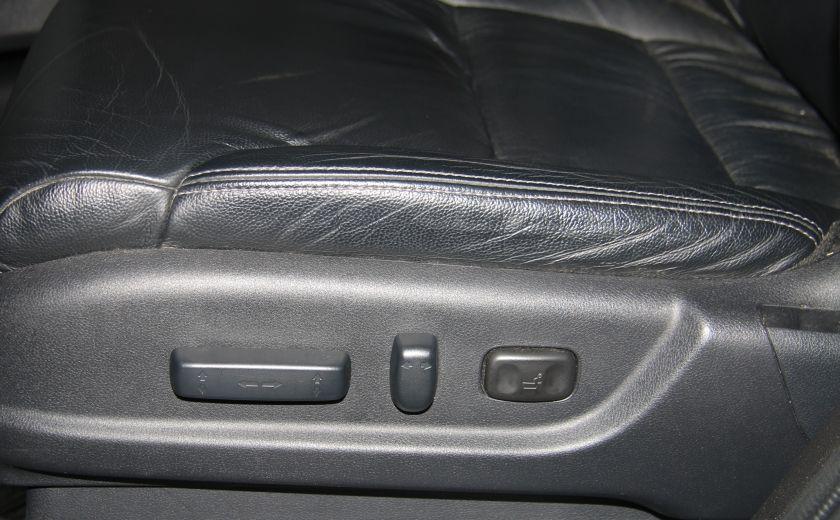 2014 Honda CRV EX-L AWD CUIR TOIT MAGS BLUETOOTH #11