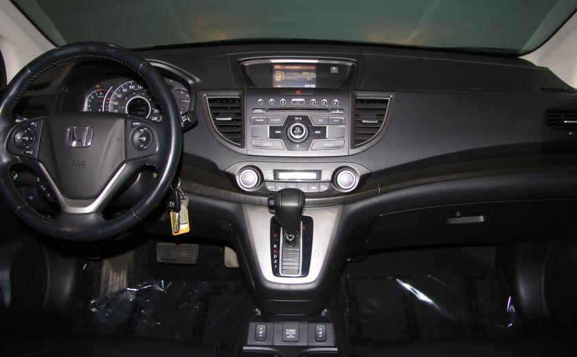 2014 Honda CRV EX-L AWD CUIR TOIT MAGS BLUETOOTH #13