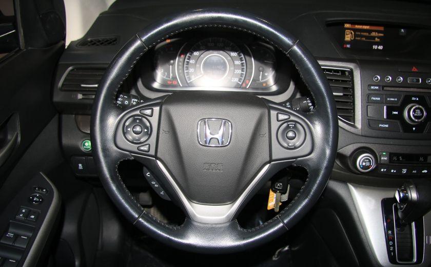2014 Honda CRV EX-L AWD CUIR TOIT MAGS BLUETOOTH #15
